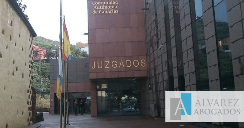 Juzgados San Cristóbal de La Laguna